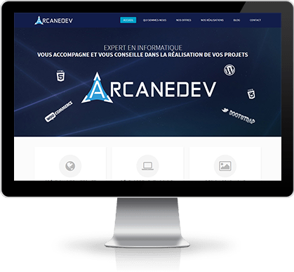 Application Web Maroc