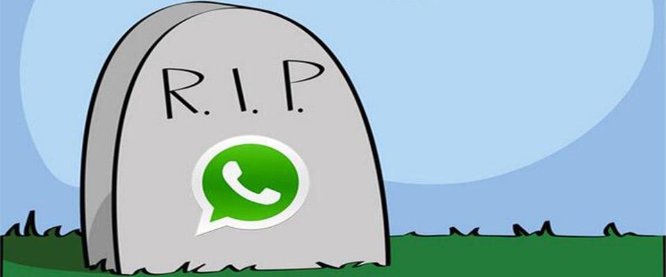 WhatsApp connaît une panne mondiale