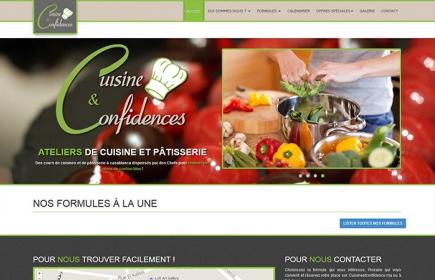 Cuisine & Confidences